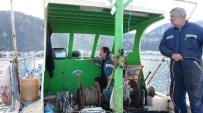 MEFTUN - Deniz Altında Tatlı Su Kaynağının Çıkış Noktasını Araştırıyorlar