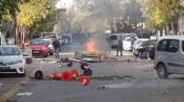 MUSA ANTER - Diyarbakır'da Olaylar Çıktı