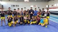TÜRKIYE MUAY THAI FEDERASYONU - Hatay Büyükşehir Spor Muay Thai Takımından 22 Madalya