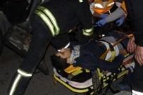 Turgutlu'da Kaza Açıklaması 1 Ölü, 1 Ağır Yaralı
