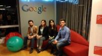 ULUSAL KANAL - Bilişim Kulübü, Google Ve Doğuş Grubu'na Teknik Gezi Düzenledi
