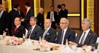 SUPHI ÖNER - Elvan, Mersin'de Kurum Müdürleriyle Bir Araya Geldi