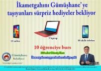 NÜFUS SAYIMI - Gümüşhane Belediyesi'nden İkametgah Kampanyası