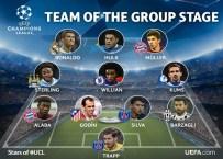 THIAGO SILVA - İşte UEFA'nın En İyi 11'İ