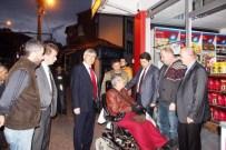 Milletvekili Tunç, Kurucaşile'de Esnafları Ziyareti Etti