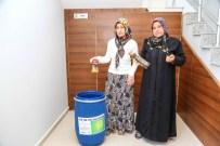 ÇEVRE İL MÜDÜRLÜĞÜ - Şehitkamil'de Atık Bitkisel Yağ Toplama Kampanyası Başlatıldı