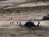 ASKERİ SEVKİYATI - TSK'dan büyük PKK operasyonu hazırlığı