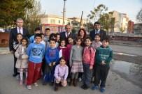 Üzülmez'den Çat Kapı Okul Ziyareti