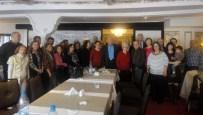 NURETTIN KONAKLı - Ankara'daki Pütürgeliler Bir Araya Geldi