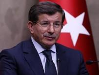 Başbakan Davutoğlu'ndan Başika açıklaması