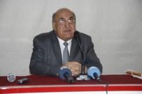 ENGELLİLER KONFEDERASYONU - Engelliler Konfederasyonu Başkanı Turhan İçli Diyarbakır'da