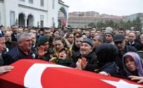 RAMAZAN CAN - Şehit Polis Kırıkkale'de Toprağa Verildi