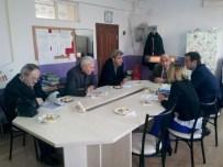 KENAN YILMAZ - Tekkeköy Mem'in 50 Bin Euro Bütçeli Projesi Kabul Edildi