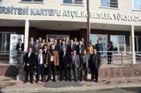 Üniversite Ve Yerel Yönetimler Çalıştayı Kartepe'de Yapıldı