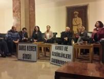 HASIP KAPLAN - Eski vekiller Meclis'te oturma eyleminde