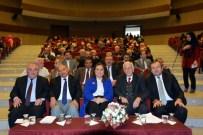 DİL TARİH COĞRAFYA FAKÜLTESİ - Düzceli Alim Mehmet Zahid Kevseri Anıldı