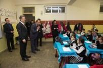 DUVARA KARŞı - Gaziosmanpaşa'da Çocuklar Doğal Afetlere Karşı Bilinçlendiriliyor
