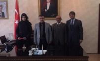 ALI ADA - Kaymakam Ada, Erzurum Meclis Başkanını Ödüllendirdi
