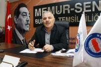 TAKSİM GEZİ PARKI - Memur-Sen'den 17 Aralık Açıklaması