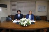 20 KASıM - Mezitli Atıksu Arıtma Tesisi İhale Sözleşmesi İmzalandı