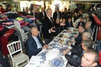 BURSA ESNAF VE SANATKARLAR ODALARı BIRLIĞI - Stadyum İle Bursa Esnafı Kazanacak