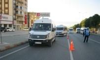 TRAFİK YÖNETMELİĞİ - Trafik Zabıtasından Okul Servislerine Denetim