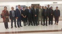 İŞ GÜVENLİĞİ KANUNU - İzmit Belediyesi Ankara'daki Çalıştaya Katıldı