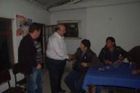 ABDÜLKADİR ÖZEREN - Lapseki CHP İlçe Teşkilatı Köy Ziyaretlerine Devam Ediyor