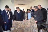 AKMESCIT - Başkan Çerçi Mahalle Ziyaretleri Gerçekleştirdi