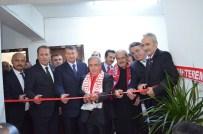 UĞUR YÜCEL - Eskişehir'de Gümüşhaneliler Derneği Açıldı