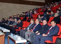 HASAN KESKIN - Tekirdağ'da 'Mevlana' Konferansı