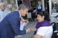 Başkan Şirin Açıklaması 'Engelleri Birlik Ve Beraberliğimizle Kaldırıyoruz'
