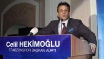 KEMAL DENİZCİ - Celil Hekimoğlu Yönetim Kurulunu Tanıttı
