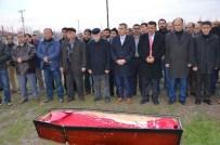 ENGİN ALAN - Iğdır Belediyesi Temizlik İşçisi Toprağa Verildi