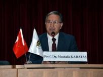 HASAN KESKIN - Prof. Dr. Mustafa Karataş, 'Sünnetin Doğru Anlaşılması Ve Hayata Yansıması'nı Anlattı
