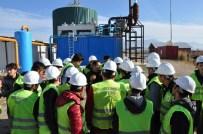 KAYADÜZÜ - Teknik Bilimler MYO'dan Yenilenebilir Enerji Tesislerine Teknik Gezi