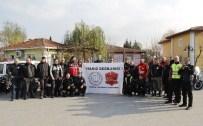 Motosiklet Sevdalıları, Engelli Çocuklara Şiddete Karşı Eylem Yaptı
