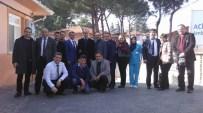 ATILA KANTAY - Sağlık-Sen İlçe Başkanlar Kurulu Demirci'de Toplandı