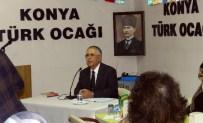 EDIP BAŞER - Emekli Orgeneral Başer Açıklaması 'Terör Her Ülkenin Ortak Sorunudur'