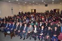 ASIM KOCABIYIK - Namaz Bilinci Konferansına Büyük İlgi