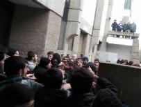 NAMAZ VAKTİ - ODTÜ'de mescide giden öğrencilere saldırı