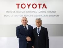 ORHAN ÖZER - Toyota Otomotiv Sanayi Türkiye'de Görev Değişimi