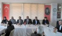 ŞEB-İ ARUS - Akşehir Heyetinden Antalya Konyalılar Derneği'ne Ziyaret