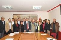 HALIL ÖZKAN - CHP Seyhan'da Görev Dağılımı