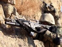Mardin'de 14 Terörist Öldürüldü