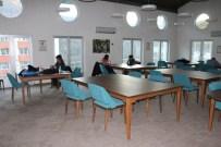 KELEBEĞİN RÜYASI - Muzaffer Tayyip Uslu Çalışma Salonu, İbn-İ Sina Kampusunde Hizmete Girdi