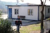 ELEKTRİK KAÇAĞI - (Özel) Önce Camide Şimdi Konteynerde Eğitim Görüyorlar