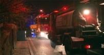 SALIH ŞAHIN - Üsküdar'da Gecekondu Yangını Açıklaması 1 Ölü