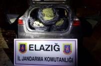 MOLLAKENDI - Uyuşturucu Tacirleri, Jandarmanın Nefes Kesen Takibi Sonucu Yakalandı