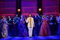 MASKELİ BALO - Yarasa opereti, 30 yıl aradan sonra İzdob'da